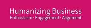 Humanizing Business Logo