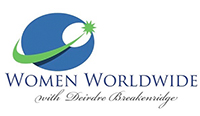 WomenWorldwide, Women Worldwide, podcast, deirdre breakenridge